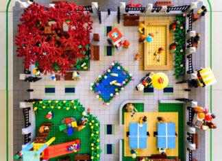 Miejskie przygody dla miłośników klocków Lego