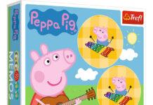 Świnka Peppa zabawki