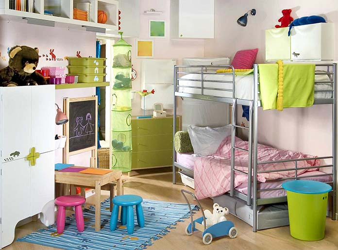 Tapety dla dzieci - opis i wybór odpowiedniego produktu