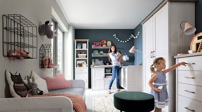 Jak wybrać odpowiednie kolory do pokoju dziecięcego