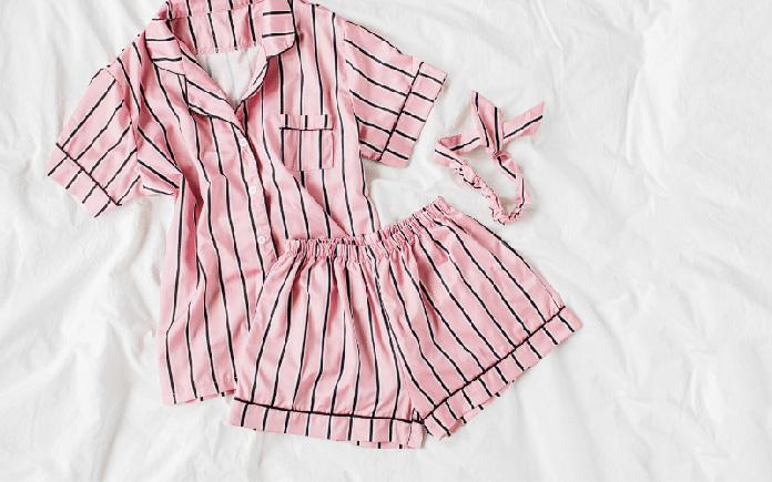 Piżamy damskie rozpinane