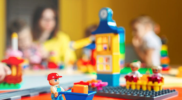 Jak na rozwój dziecka wpływają klocki LEGO® DUPLO®